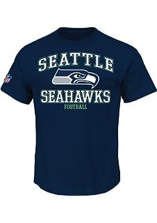Majestic Ladies JOEL Top Seattle Seahawks schwarz