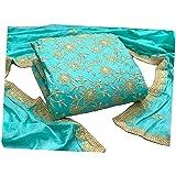 zeus exclusive dress material suit for women.