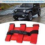 KKmoon 1Pcs Roll Bar Grab Handles Grip Handle Fit for Jeep Wrangler