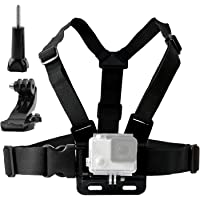 HundoP Club Adjustable Chest Strap Mount Body Belt Harness Adjustable Chest Strap Mount Body Belt Harness Compatible…