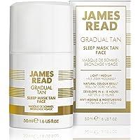 James read Sleep Mask tan viso 50 ml