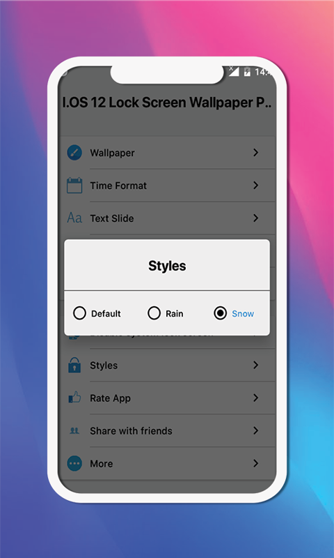 Lock Screen Wallpaper - phone Locker: Amazon co uk: Appstore