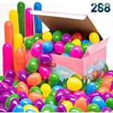 Assortiment Oeufs de Pâques 288 ct. – Meilleure valeur 288 œufs de Pâques dans une boîte conçue
