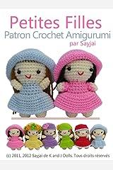 Petites Filles Patron Crochet Amigurumi Format Kindle