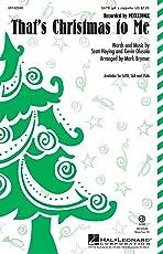 Pentatonix: That's Christmas To Me (SATB). Für SATB (Gemischter Chor)
