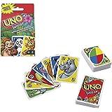 UNO Junior, Gioco di Carte con 45 Carte, Giocattolo per Bambini 3+Anni, GKF04