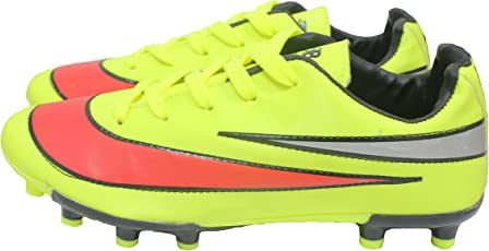Burn PUGG Football Shoes, F.Green