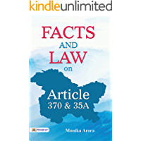 Facts and Law on Article 370 & 35A