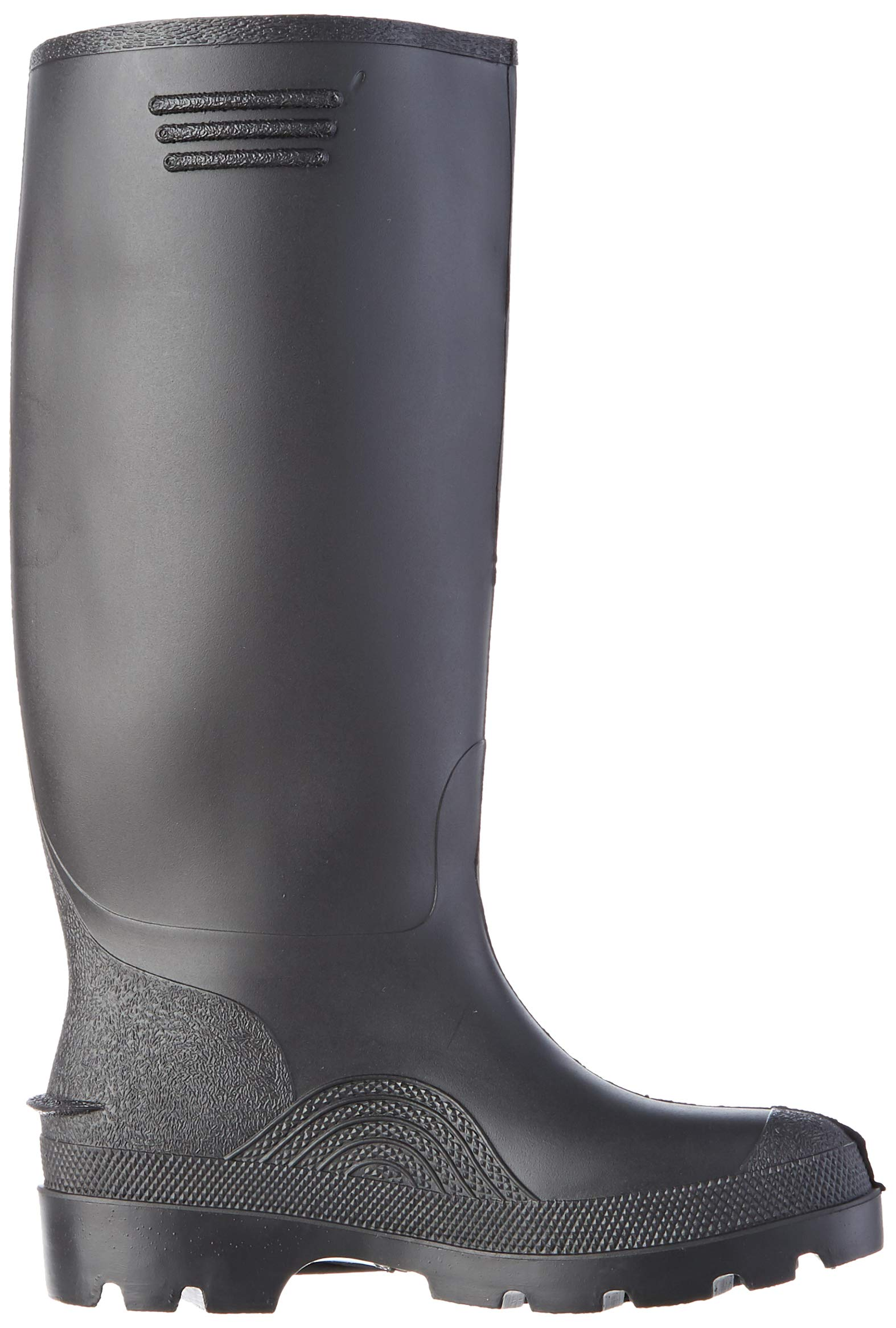 Dunlop Pricemastor PVC Welly / Mens Boots (10 UK) (Black) 6