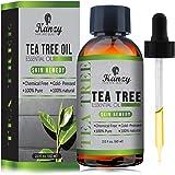 Huile Essentielle d'Arbre à Thé, Essentail Tea Tree oil à la menthe poivrée