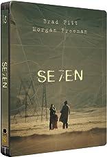 Seven - Steelbook (exklusiv bei Amazon.de) [Blu-ray] [Limited Edition]