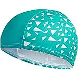 Speedo Printed Polyester Cap Swimming Caps, Infant Unisex