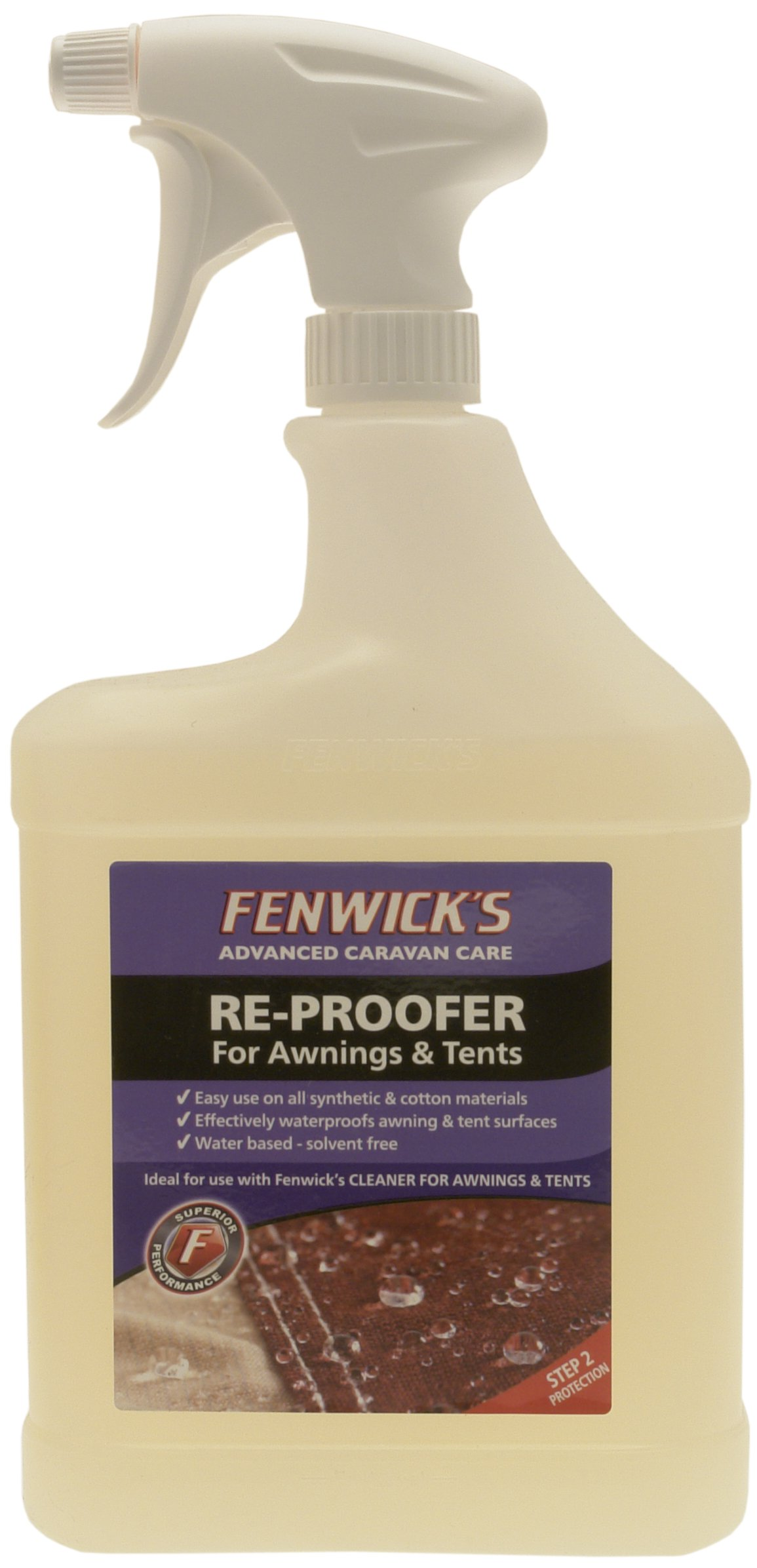 Fenwicks Reproofer for Awnings & Tents