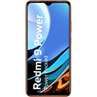 Redmi 9 Power (Blazing Blue, 4GB RAM, 64GB Storage) - 6000mAh Battery |FHD+ Screen| 48MP Quad Camera