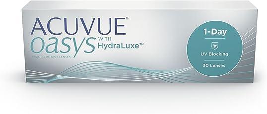Acuvue Oasys Tageslinsen weich, 30 Stück/BC 8.5 mm/DIA 14.3 mm / -4.25 Dioptrien
