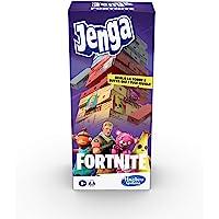 Hasbro Jenga Fortnite Jeu en boîte
