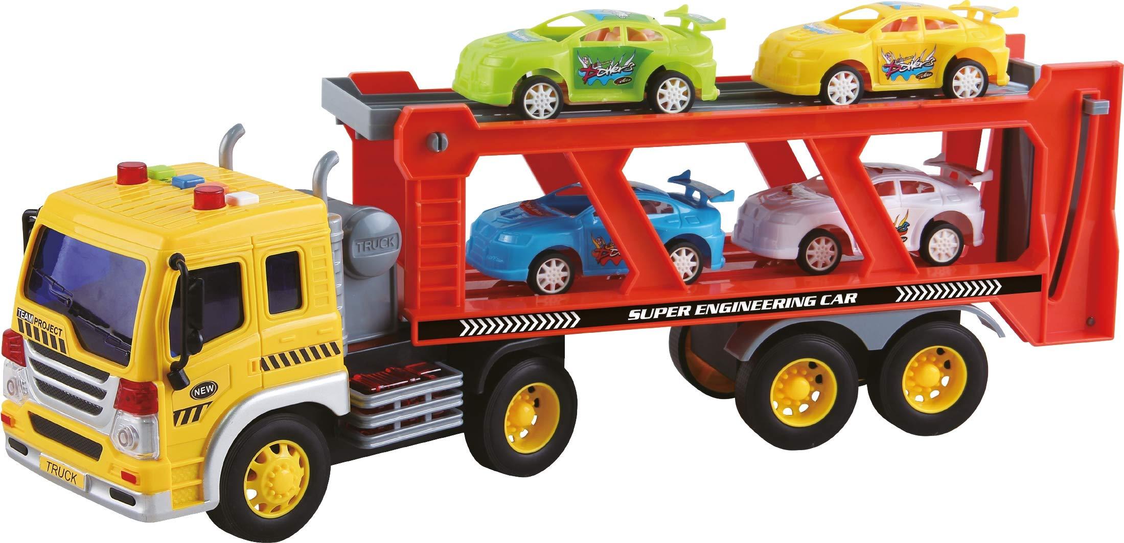 Tg720 - Friction Powered Car Transporter