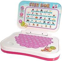 Popsugar Polly Pocket Learning Laptop, Red