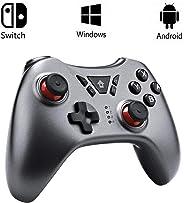 EXTSUD Wireless Controller voor Nintendo Switch, draadloze Bluetooth Nintendo Switch Controller Dual Motor Turbo Function Sw