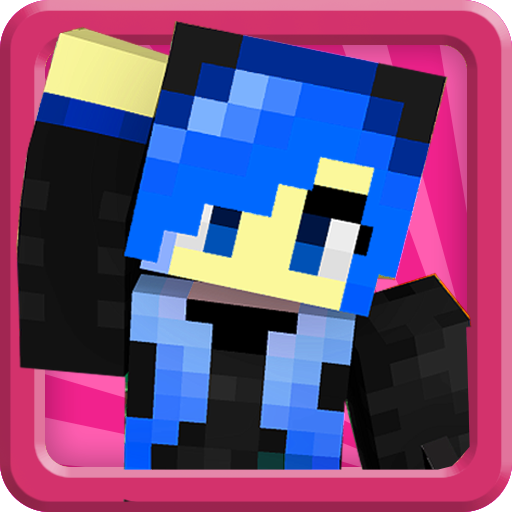 Neue Mädchen Skins Für Minecraft Amazonde Apps Für Android - Skins fur minecraft madchen