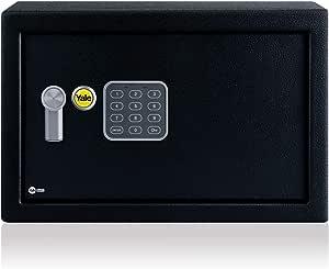 Yale YEC/200/DB1 - Cassetta di sicurezza con allarme