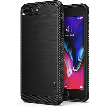 Ringke [Onyx] [Resilient Strength] Flexible Durable Anti-Slip, TPU Defensive Case for Apple iPhone 7 Plus - Black
