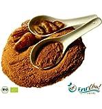 Fru'Cha! - Bio Dattelzucker/Dattelsüsse aus gemahlenen Deglet Nour Datteln - 1000g