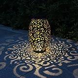Tomshine ogrodowa lampa solarna wisząca z uchwytem