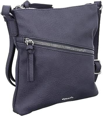 Tamaris Alessia 30443 800 Damen Handtasche mit Reißverschluss 22,00x22,00x3,00 cm (BxHxT), Größe 1