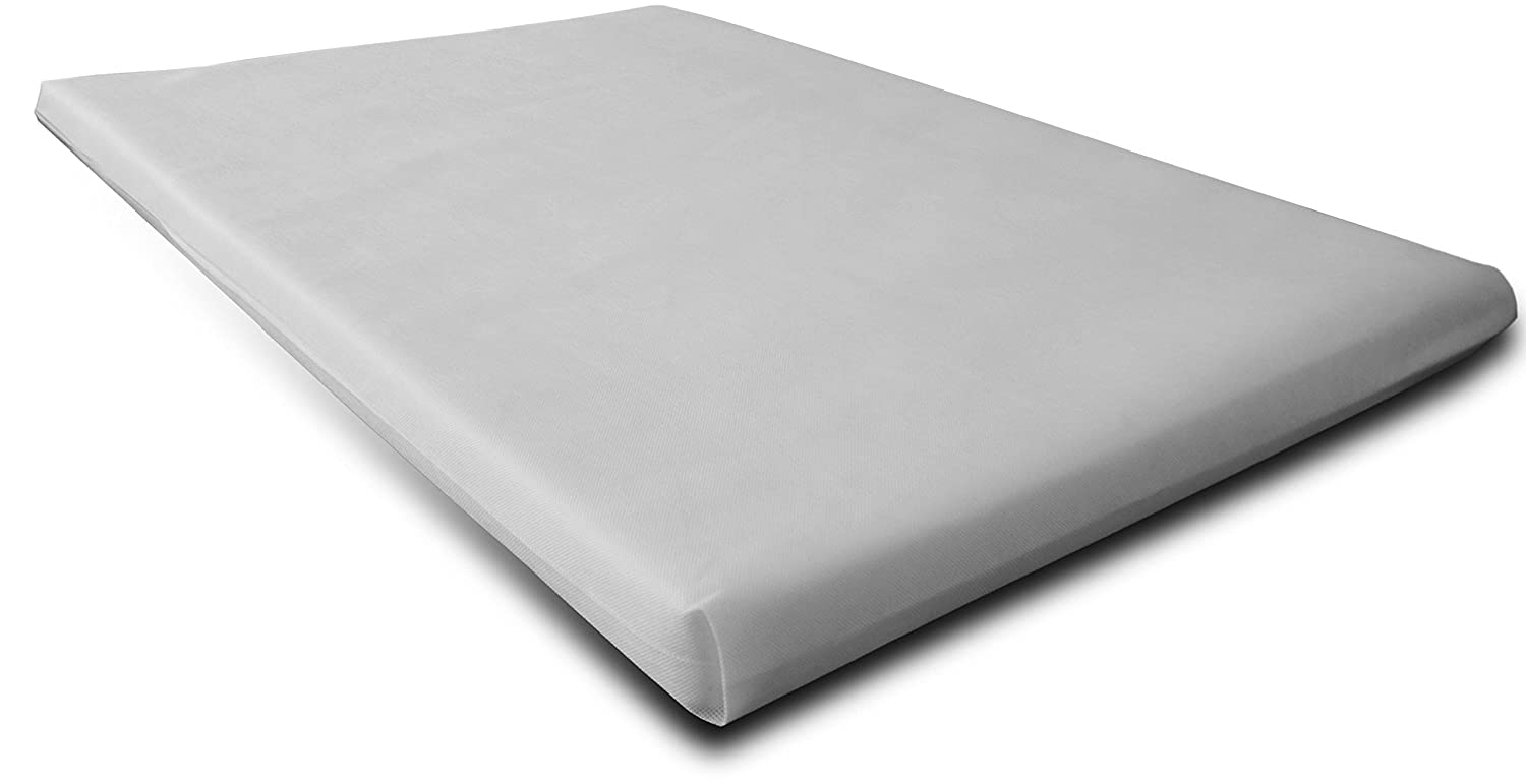 mother nurture deluxe quilted travel cot mattress 95 x 65 cm amazoncouk baby