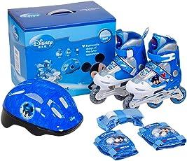 Mesuca Disney Skate Set Mickey, Blue