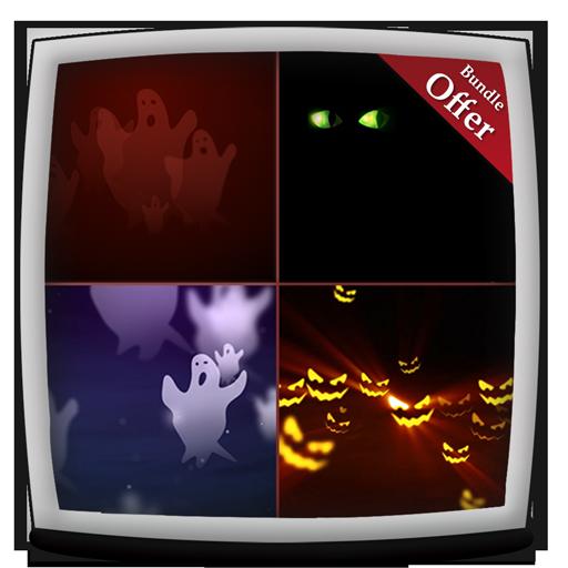 (Happy Halloween HD - Wallpaper & Themes)