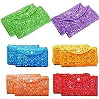 Oytra 12 Piece Non Woven Fabric Reusable Shopping Bags