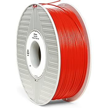3d Printer Consumables White Verbatim 55268 Pla Filament 1.75mm 1kg 3d Printers & Supplies