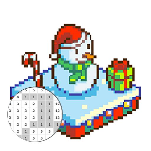 Nodraw Color By Number Pixel Art Amazonfr Appstore Pour