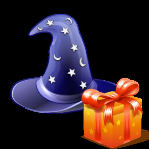Gift Wizard (Christmas Monkey Sock)