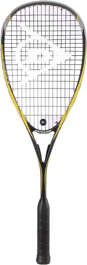 Dunlop Blackstorm Graphite Squashracket
