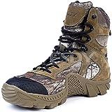 emansmoerNew,Fashion,Army,Camo,Professional,Outdoor Style - Zapatillas Altas Hombre