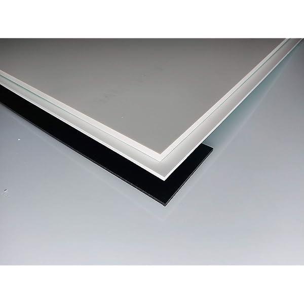 Zuschnitt Delrin alt-intech/® Platte aus POM wei/ß 500 x 245 x 6 mm natur