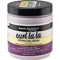Aunt Jackies Curl La La, Crema strutturante per capelli ricci 426 g