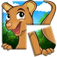 Live Puzzle! Animaux de la forêt