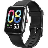 Vigorun Smartwatch, kolorowy wyświetlacz dotykowy o przekątnej 1,55 cala, monitor snu, krokomierz, stoper, monitor aktywności
