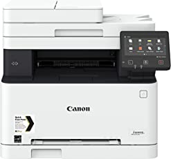 Canon ImageClass MF633CDW All in One Colour Laser Multifunction Printer with Duplex WiFi LAN Print
