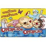 Hasbro Gaming – Operation, Klassische Edition (B2176150) spanische/portugiesische Version bunt