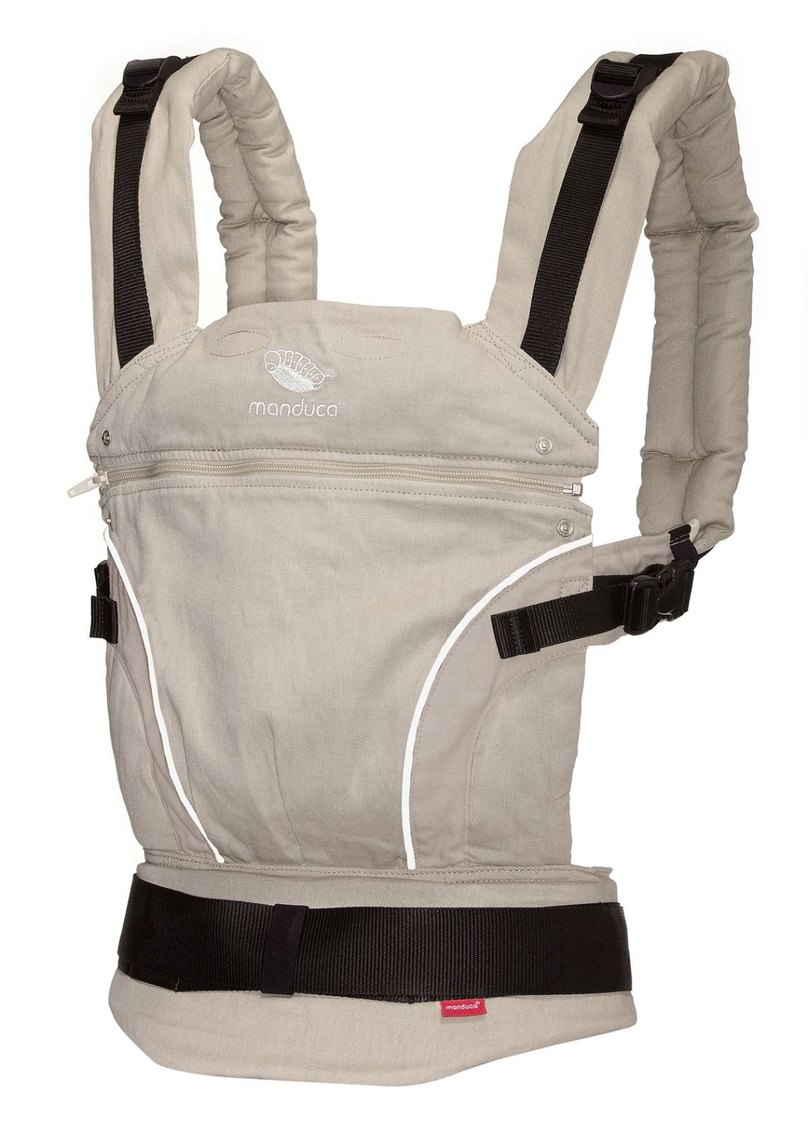 Manduca Baby Carrier Pure Cotton (Desert Sand) Manduca Discontinued model Is no longer produced (since 2017) 4