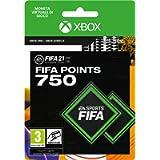 FIFA 21 Ultimate Team 750 FIFA Points | Xbox - Codice download