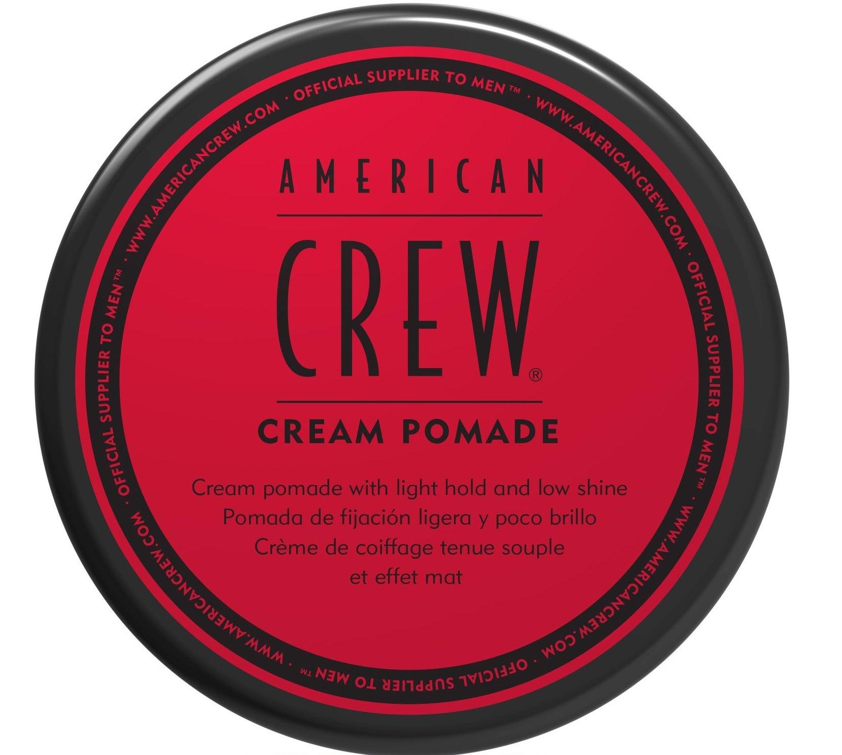 American Crew Pomada de Fijacion (Fijacion Ligera / Poco Brillo) 85 g