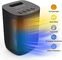 dodocool 3 In 1 Air Cooler Personali Climatizzatore Portatile Piccolo Ventilatore Raffreddatore Mini Condizionatore...