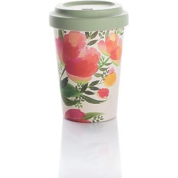 Coffe to go Becher Bamboo Cup (Bonjour): Amazon.de: Küche