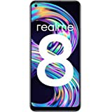 Realme 8 (Cyber Silver, 8GB RAM, 128GB Storage)